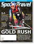 SportsTravel magazine February 2010 cover