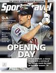 SportsTravel magazine April 2010 cover