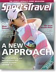 SportsTravel magazine July 2010 cover