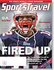 SportsTravel magazine January 2011 cover