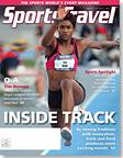 SportsTravel magazine April 2011 cover