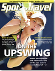 SportsTravel magazine May/June 2011 cover