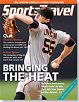 SportsTravel magazine July 2011 cover
