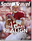 SportsTravel magazine September 2011 cover