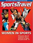SportsTravel magazine May/June 2012 cover
