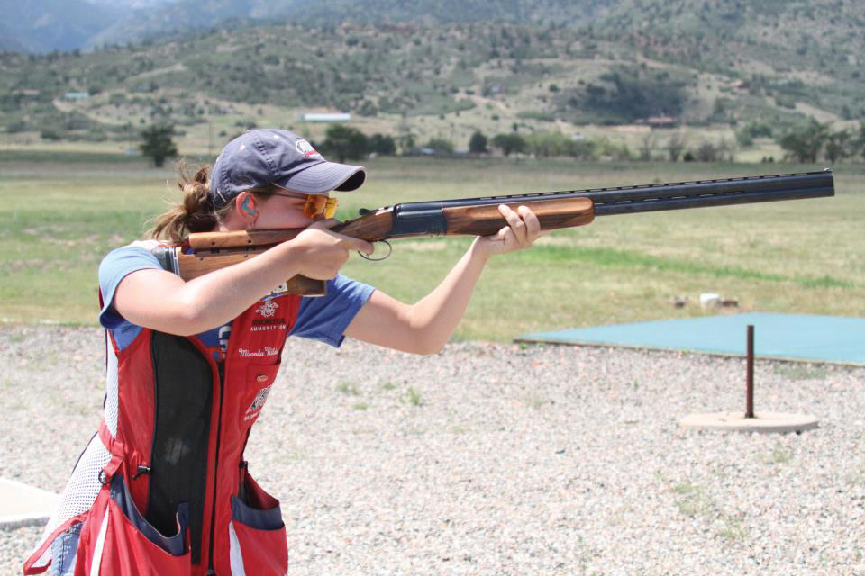 The U.S. Olympic team has had to win TSA exemptions to travel with certain equipment. Photo courtesy of USA Shooting.