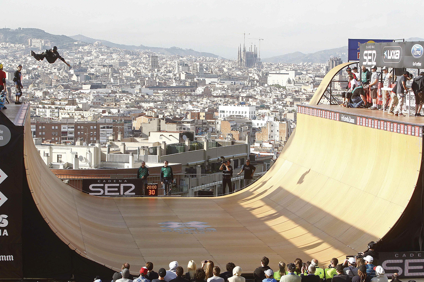 X Games, Spain, 2013, Barcelona