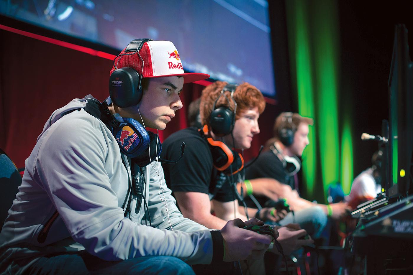 Video Gaming Sports Spotlight