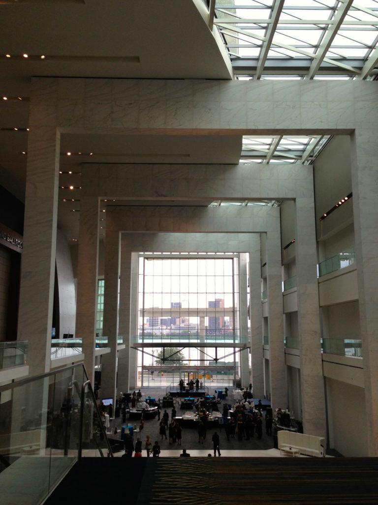 Cobo Center atrium