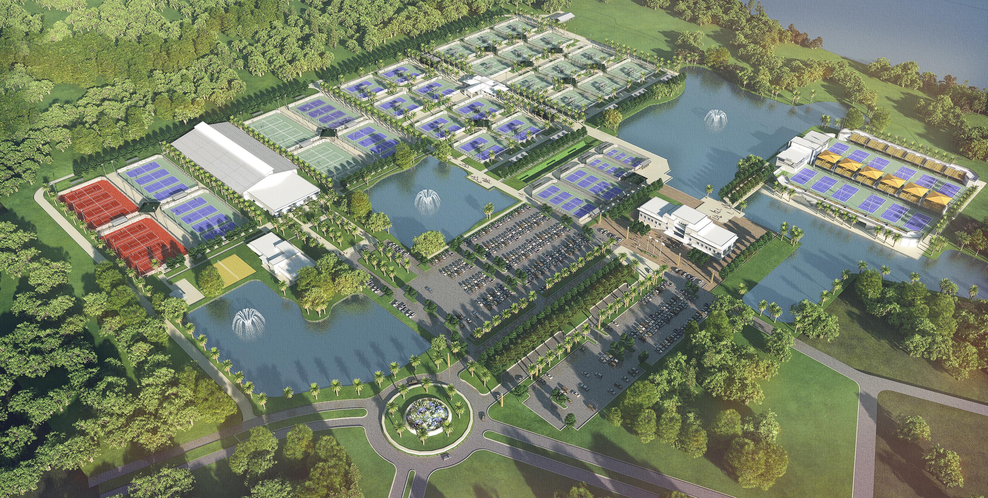 USTA To Build Tennis Complex in Orlando – SportsTravel