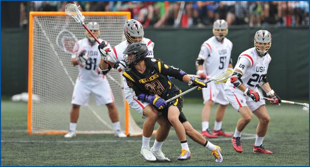 Photo courtesy of Scott McCall/U.S. Lacrosse