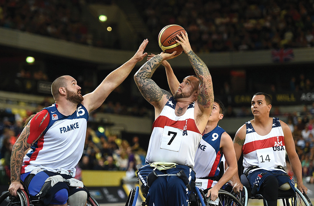 The inaugural Invictus Games were held in September in England, formed by Prince Harry following a visit to the Warrior Games in Colorado Springs. The games will soon be put out to bid for other countries to host. Tom Dulat/Getty Images