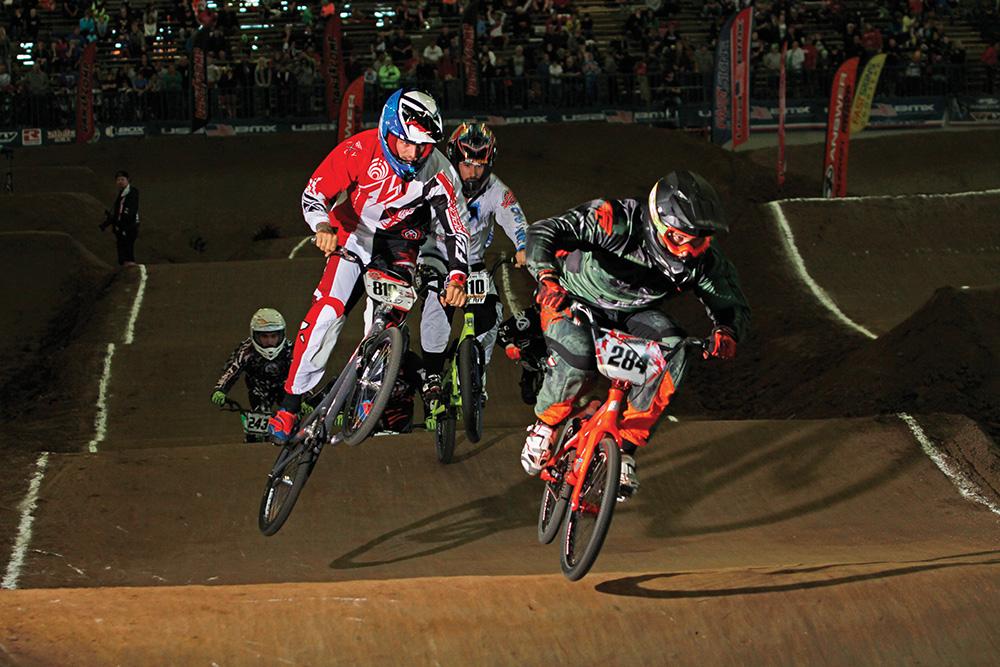 Photo courtesy of USA BMX