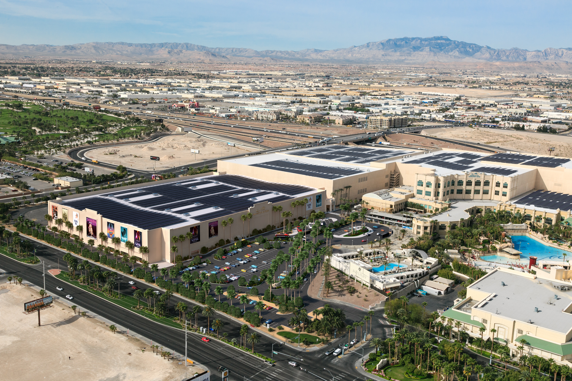 MandalayBayConventionCenterExpansion-Rendering-Aerial View