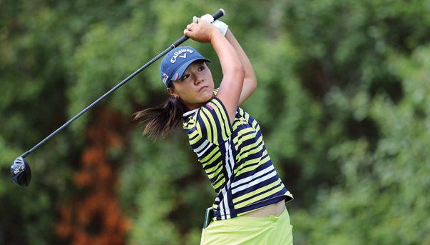 Lydia Ko has dominated the LPGA Tour in recent years and is ranked No. 1 in the world. This year, the tour features 34 events, including two new tournaments to be staged in Green Bay, Wisconsin, and Indianapolis. Photo courtesy of Dave Chidley/The Canadian Press via AP Images