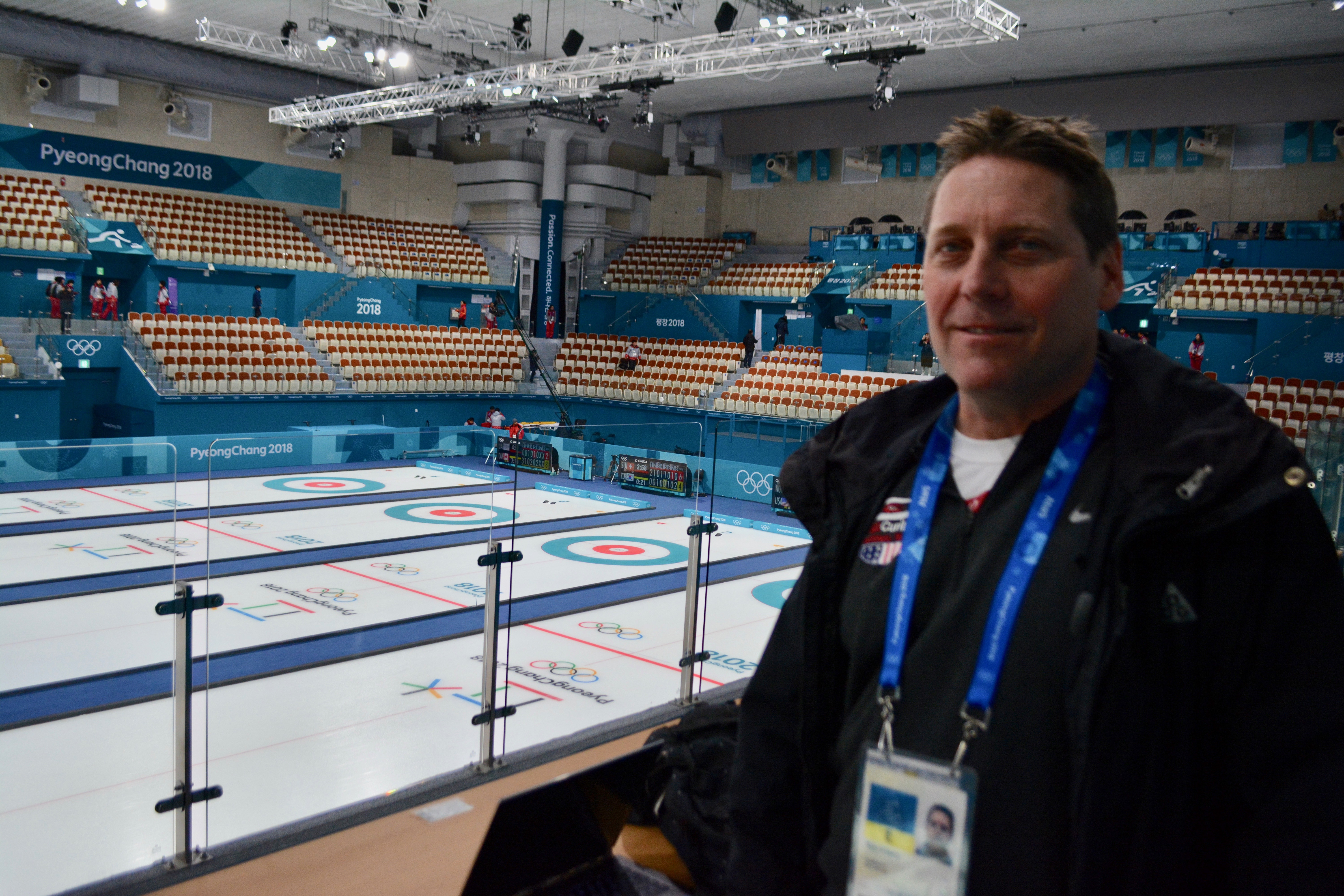 Catching Up With USA Curling CEO Rick Patzke – SportsTravel