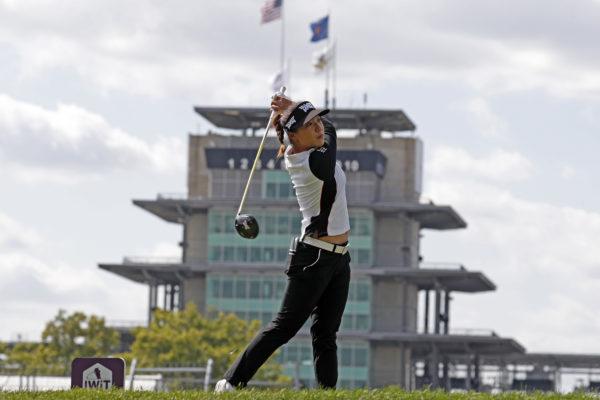 GOLF: SEP 09 LPGA – Indy Women in Tech – Final Round