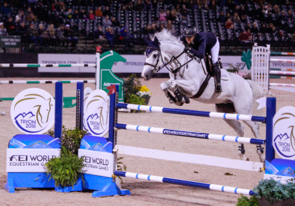 WEG Test Event_Jumping