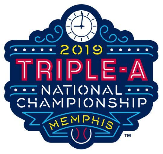2019_Triple-A_National_Championship_Game_logo