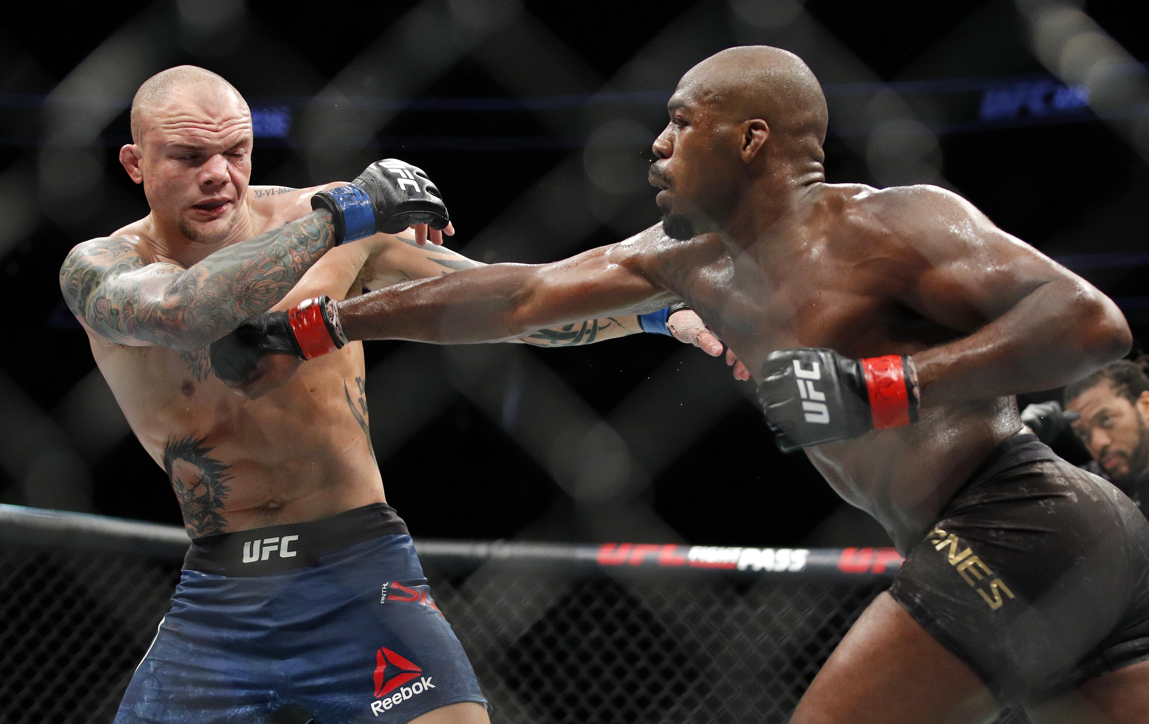 UFC 235 Mixed Martial Arts