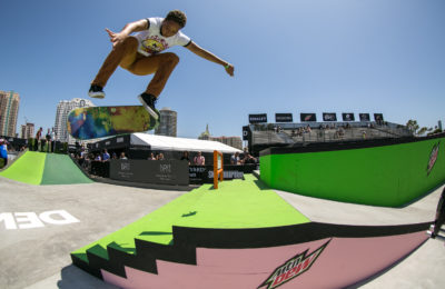 Dew Tour to Serve as Olympic Qualifying Event for Skateboarding