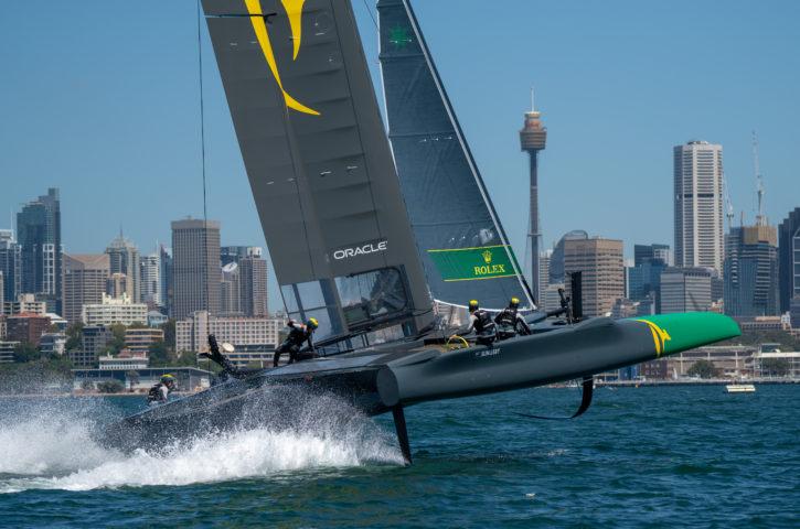 SailGP Makes Its U.S. Debut