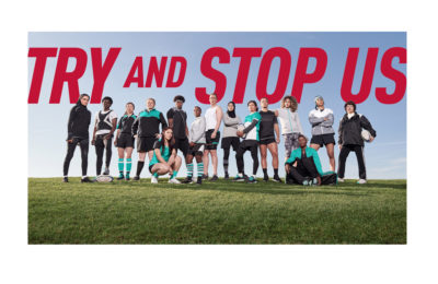 World Rugby Launches Women's Rugby Campaign