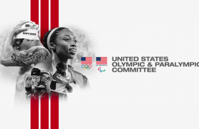 U.S. Olympic Committee Formally Changes Name