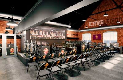 Cavs Legion Gaming Club To Launch Esports Venue