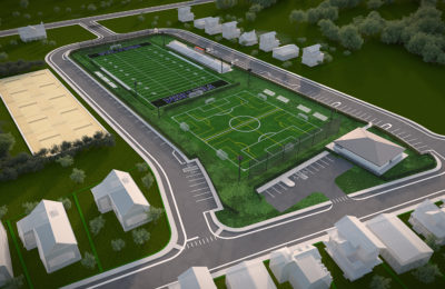Sports Village Ready to Open in Florida