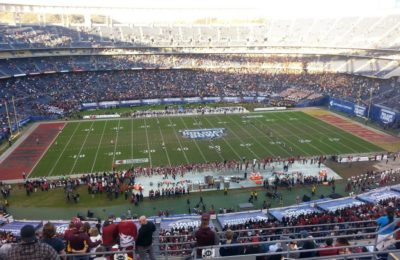 Pac-12, ACC to Meet in 2020 Holiday Bowl