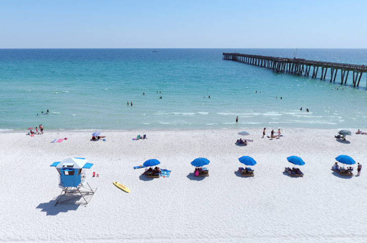 Panama City Beach: Home to one of America's Top Beaches and a New Sports Complex