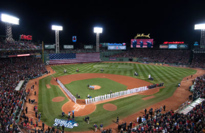 Fenway Park to Host College Football Bowl Game