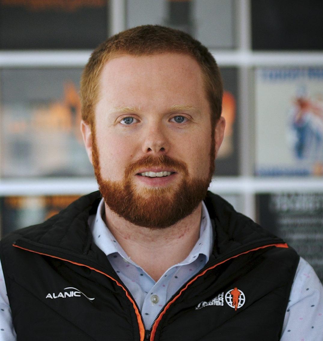 Kyle McLaughlin Crop