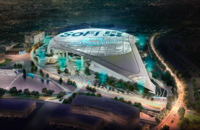 Rams, Chargers to Play at SoFi Stadium