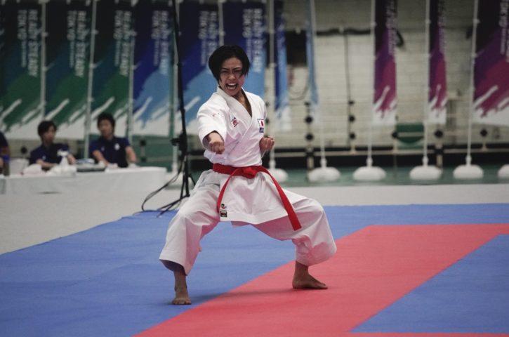 Karate Steps Into the Spotlight