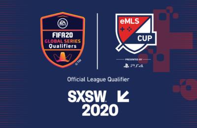 SXSW to Host 2020 eMLS Cup