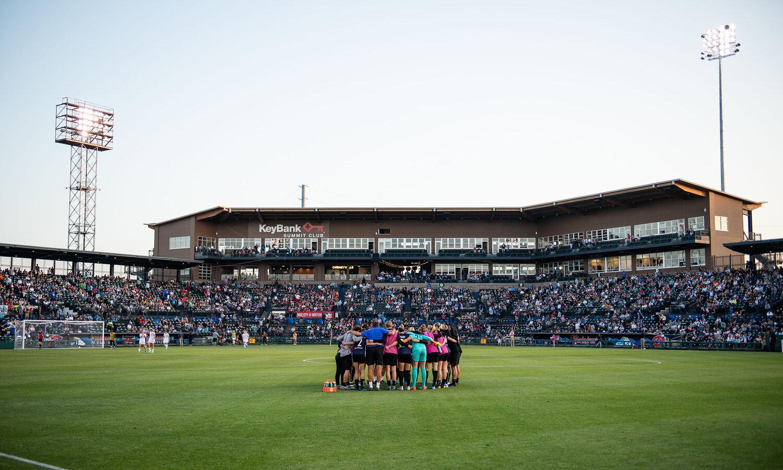 Reign FC , Cheney Stadium, Fans