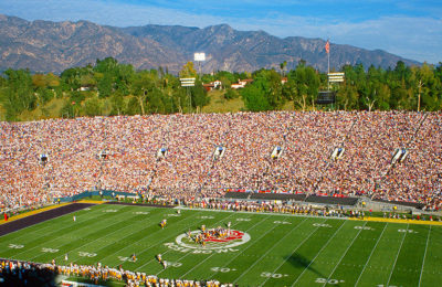 Parts of Rose Bowl Stadium to be 'Re-Envisioned'
