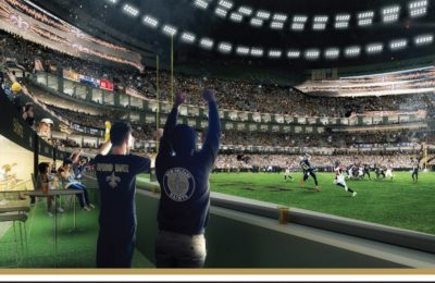 Superdome Renovations Approved