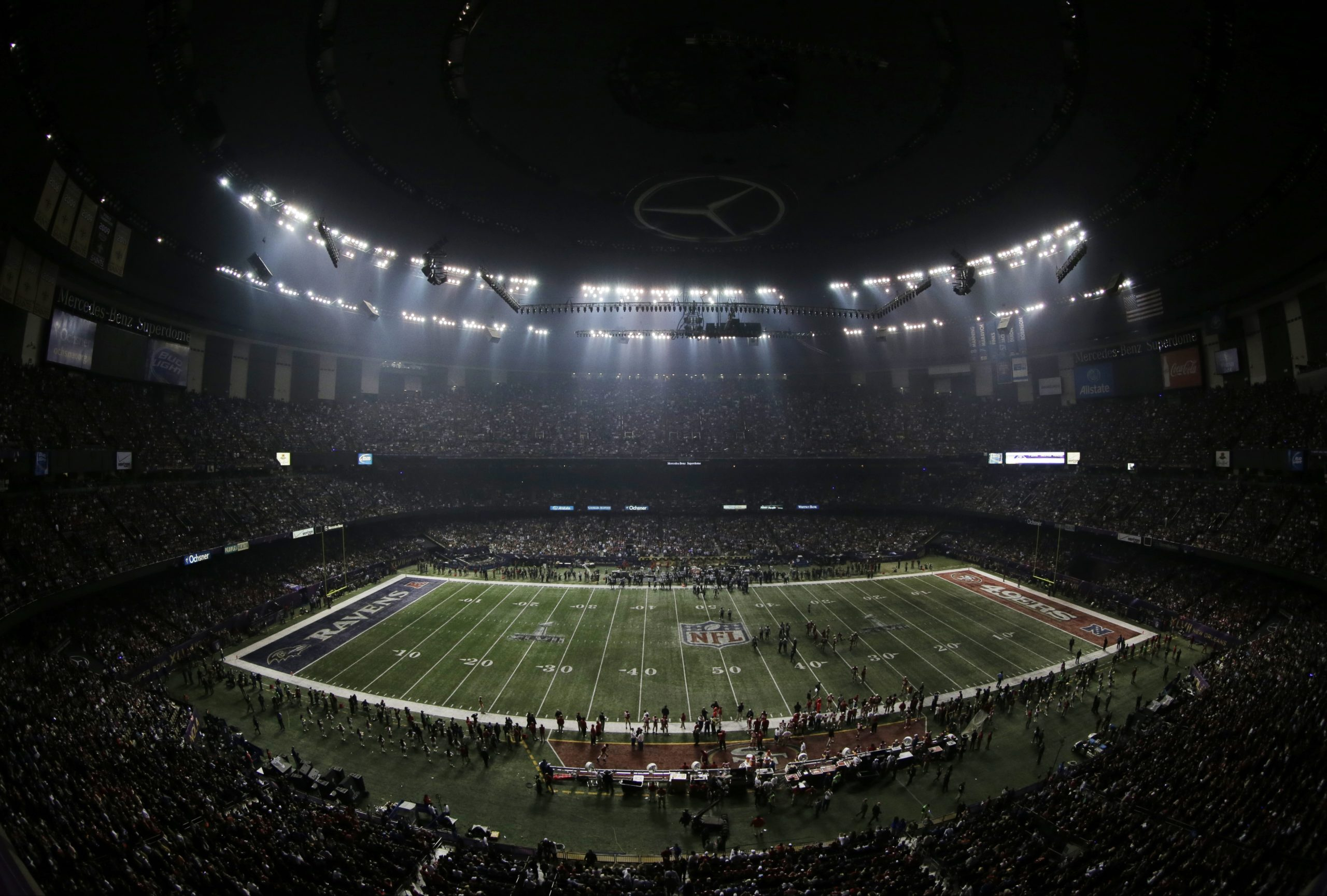 US–Super Bowl-Power Outage