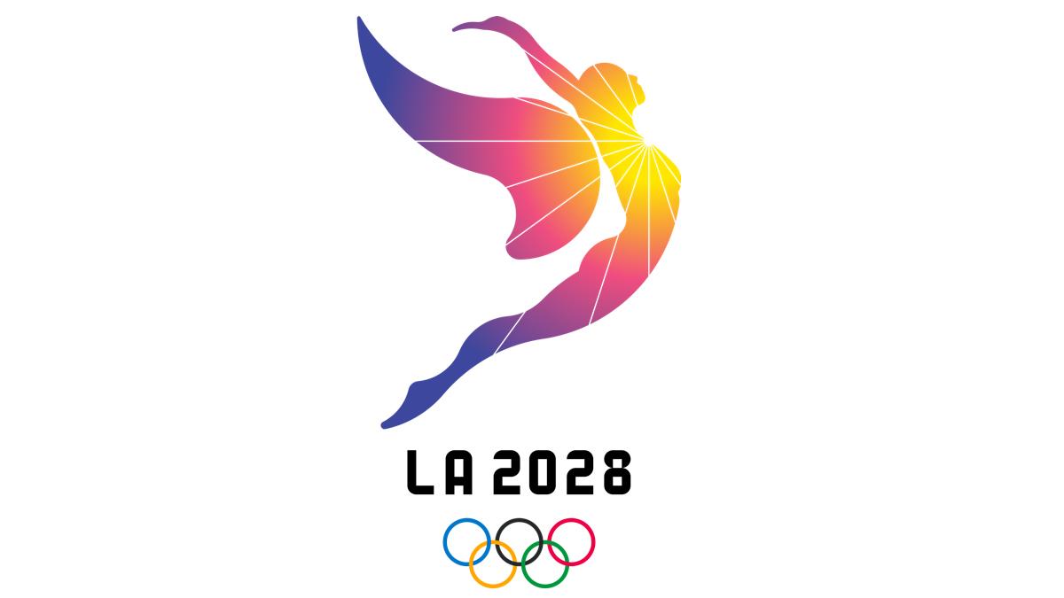 LA2028 Logo