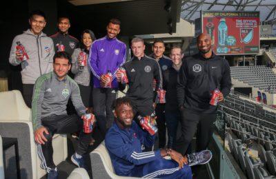 Major League Soccer Partners with BodyArmor