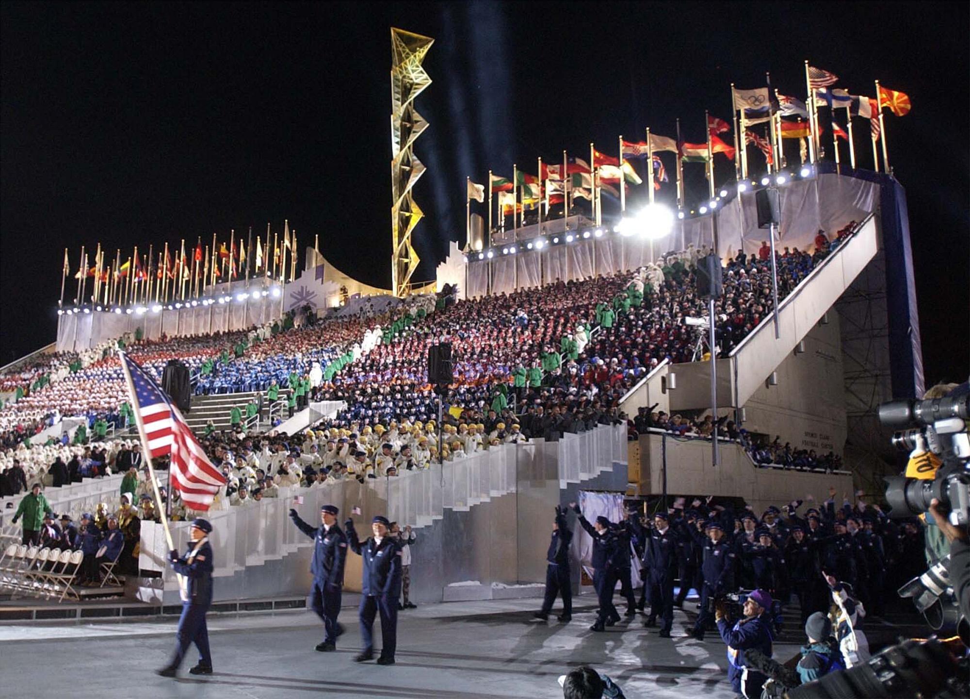 Salt Lake City Olympics