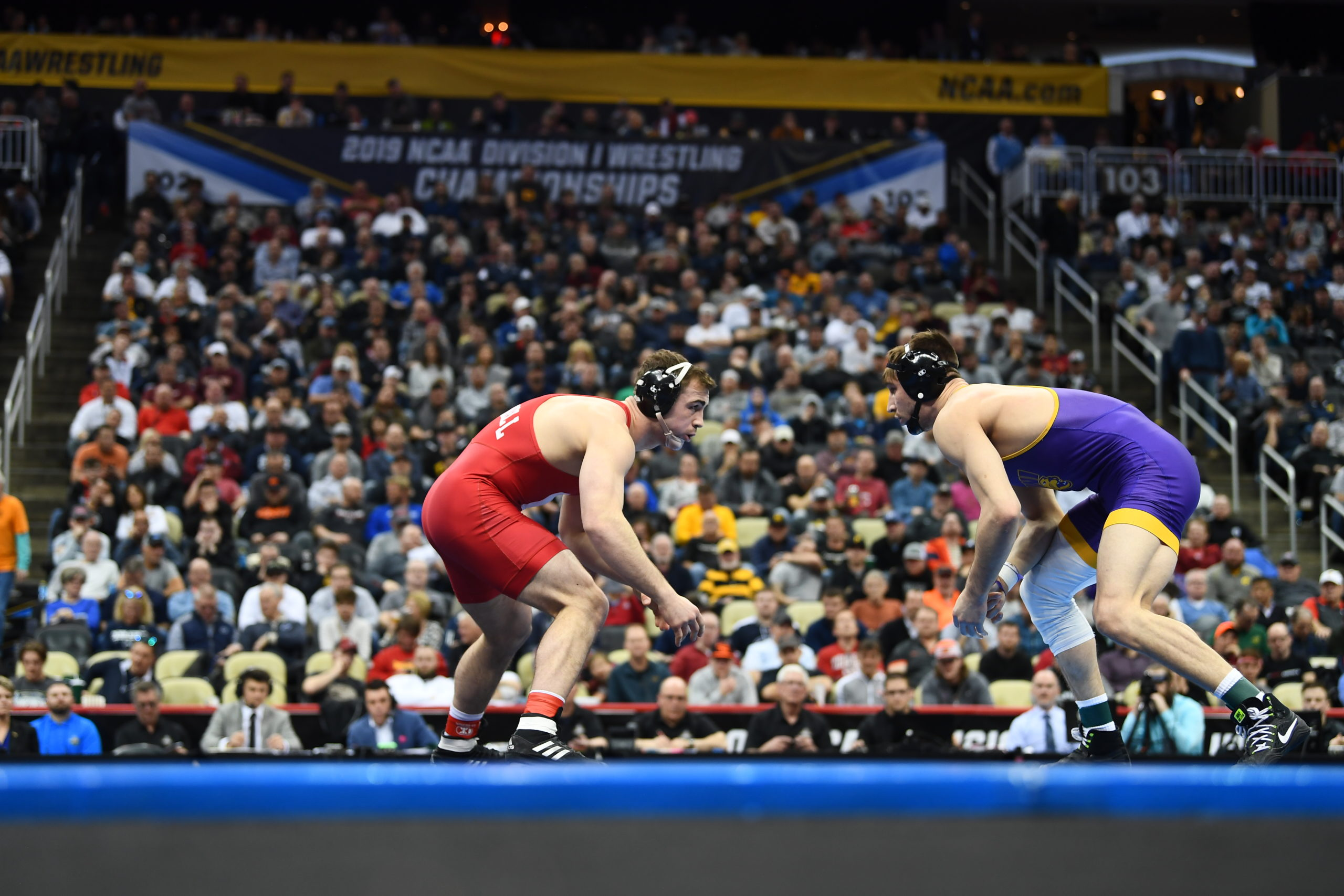 NCAA Wrestling Championships – March 23, 2019