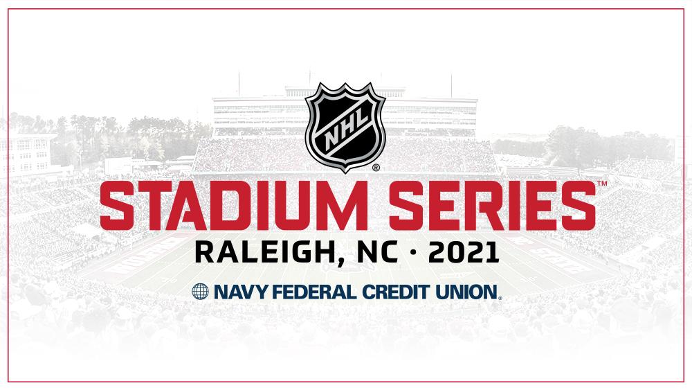 NHL 2021 Stadium Series