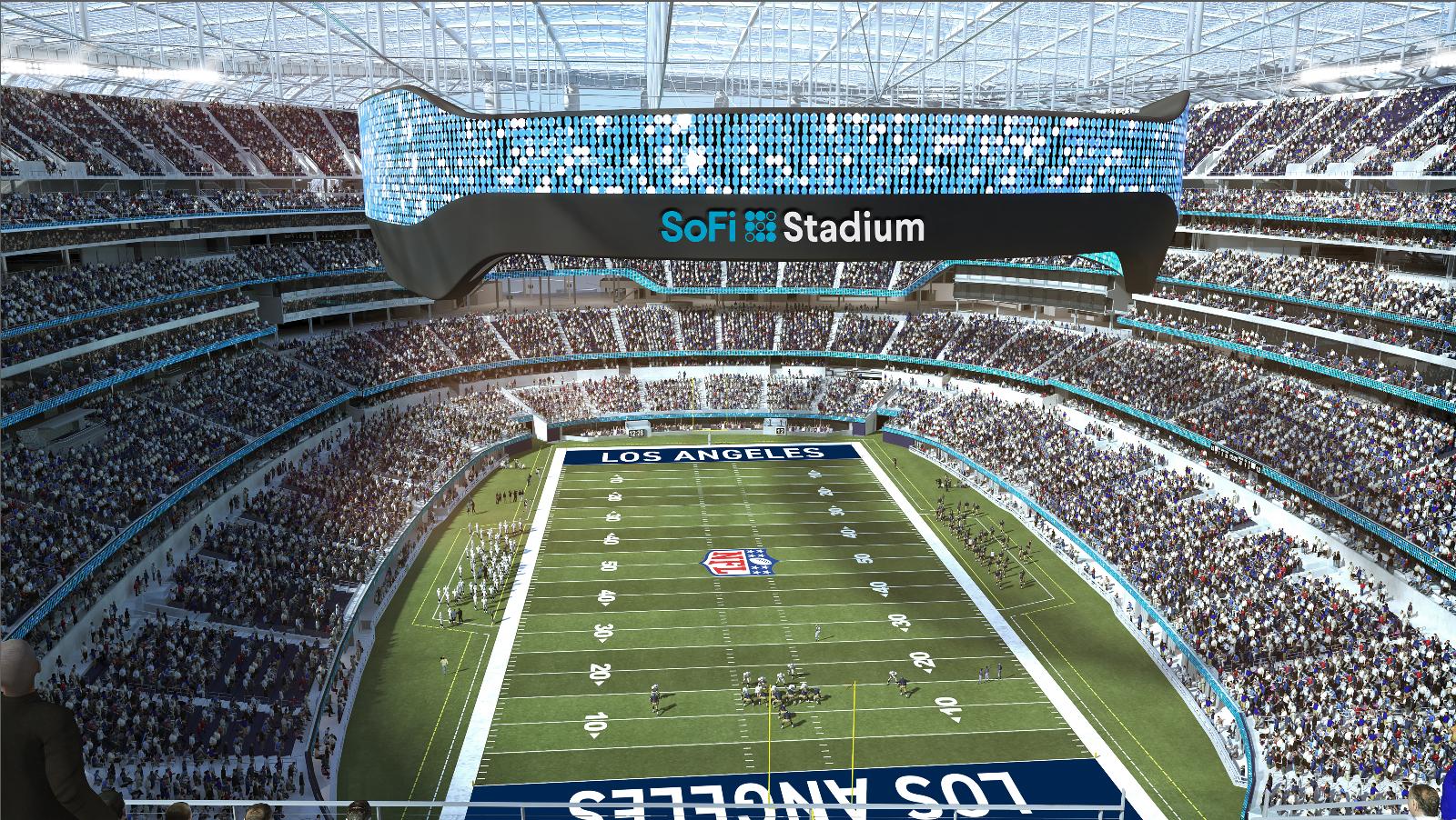 SoFi Stadium Oculus_Photo