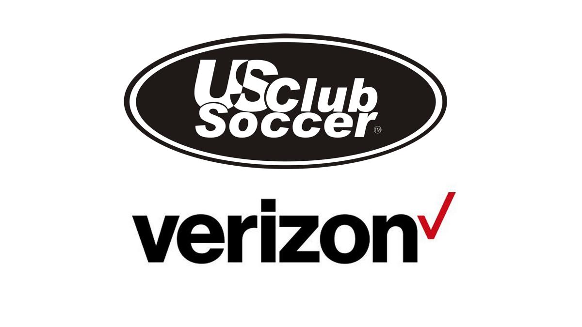 US club Soccer Verizon