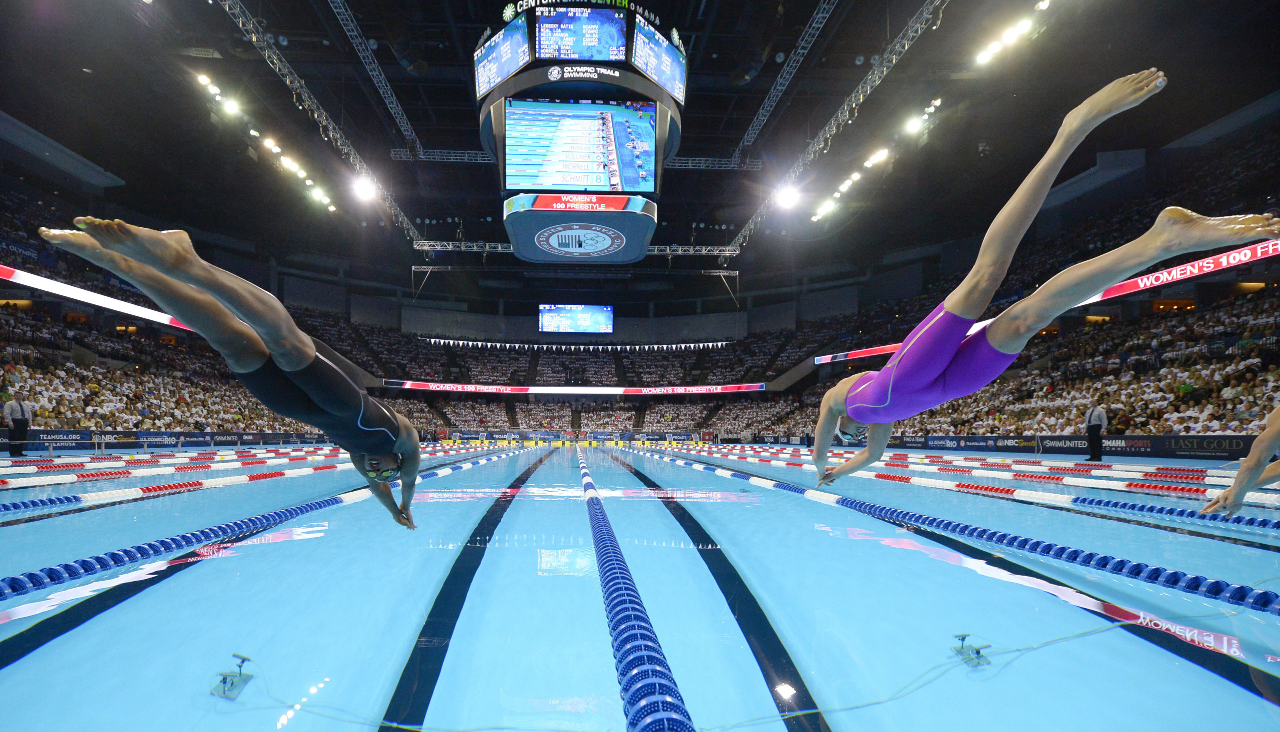 Omaha Swim Trials