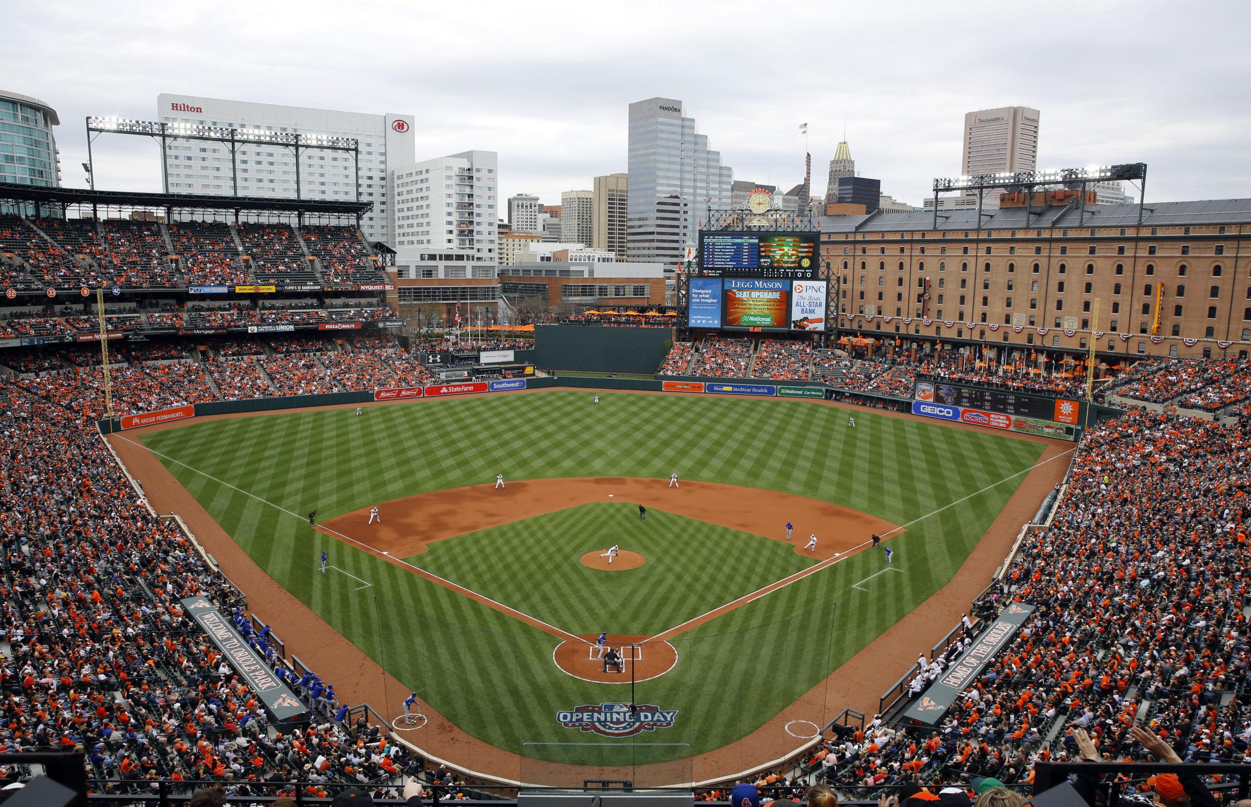 Orioles Camden Yards Baltimore